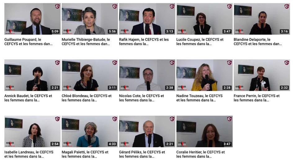 Image chaine You Tube Les ExpertsTech en collaboration avec le CEFCYS - 2017